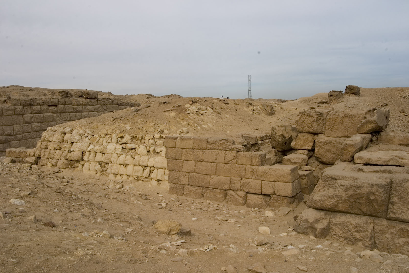 Western Cemetery: Site: Giza; View: G 5070