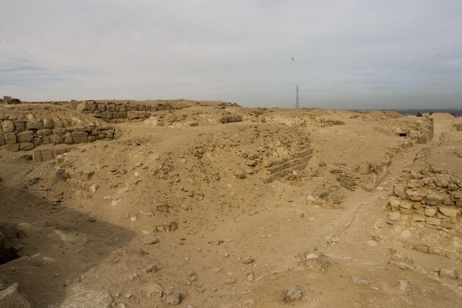 Western Cemetery: Site: Giza; View: G 4950, Hetepi (1)