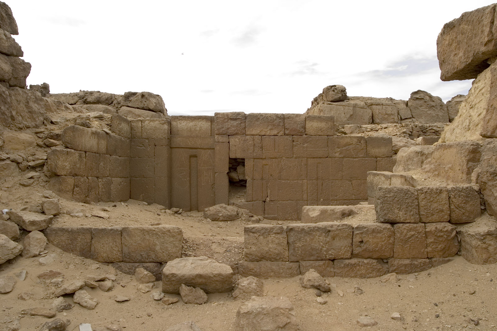 Western Cemetery: Site: Giza; View: G 4733