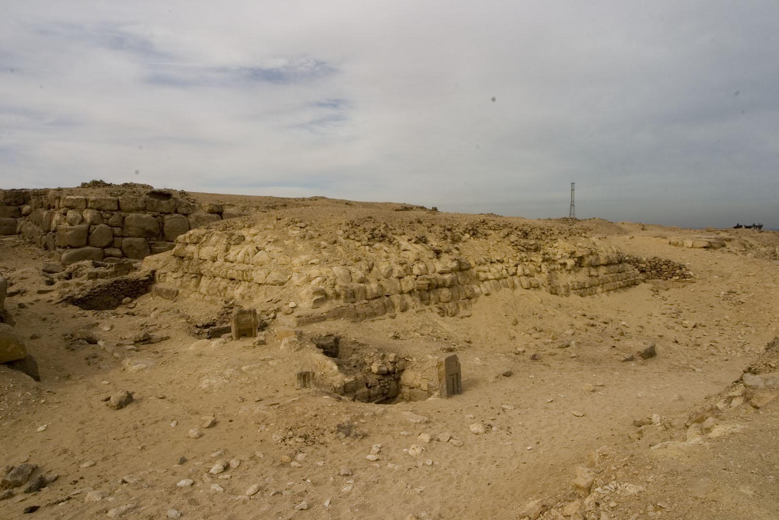 Western Cemetery: Site: Giza; View: G 4860, Minu, Kednes [I]
