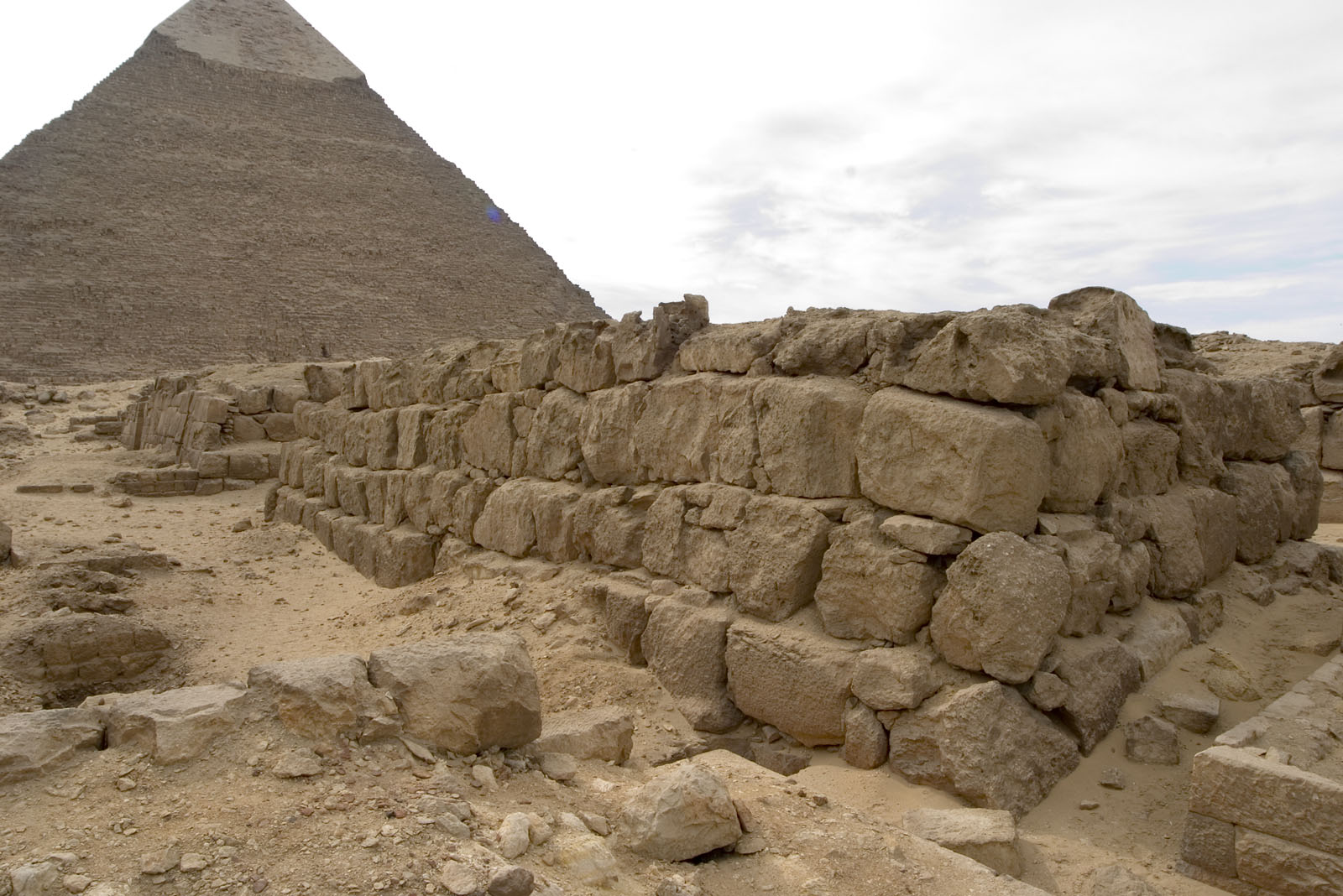 Western Cemetery: Site: Giza; View: G 4720