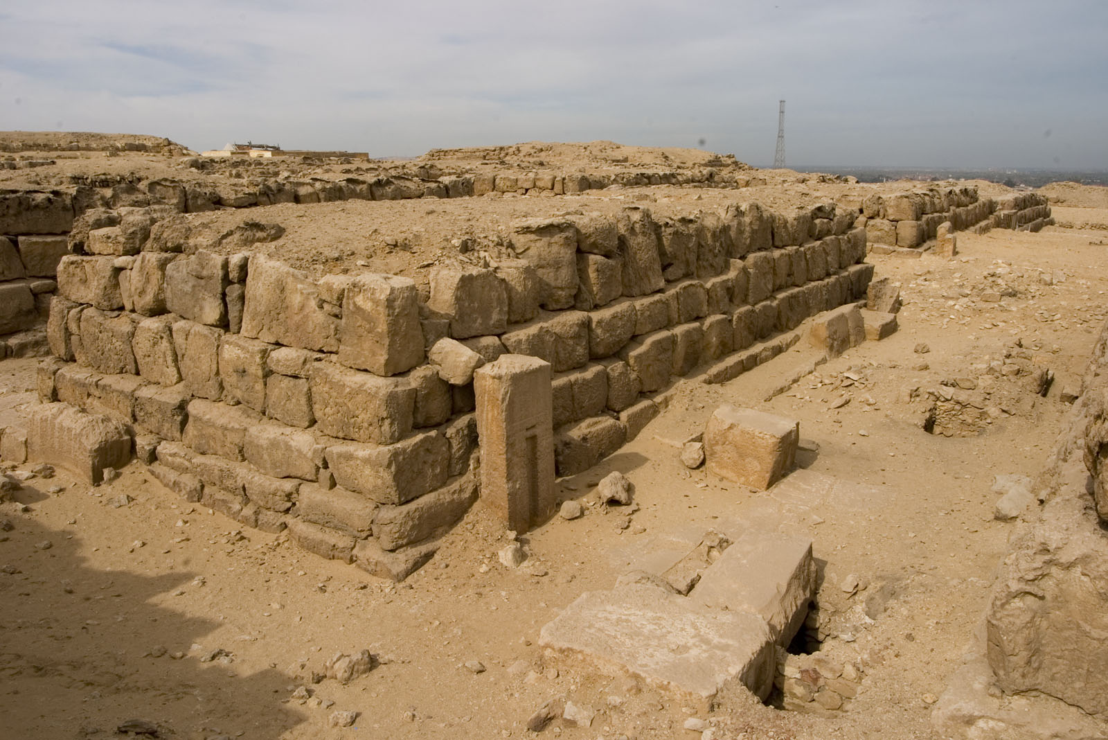 Western Cemetery: Site: Giza; View: G 4640
