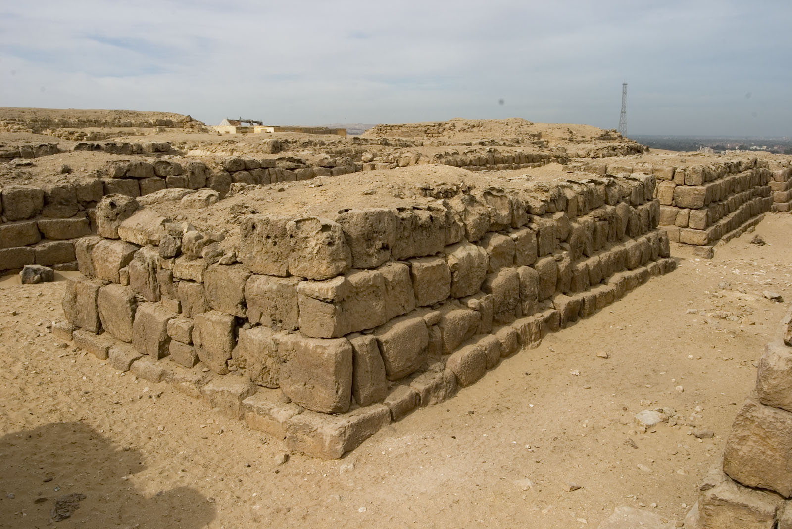 Western Cemetery: Site: Giza; View: G 4540
