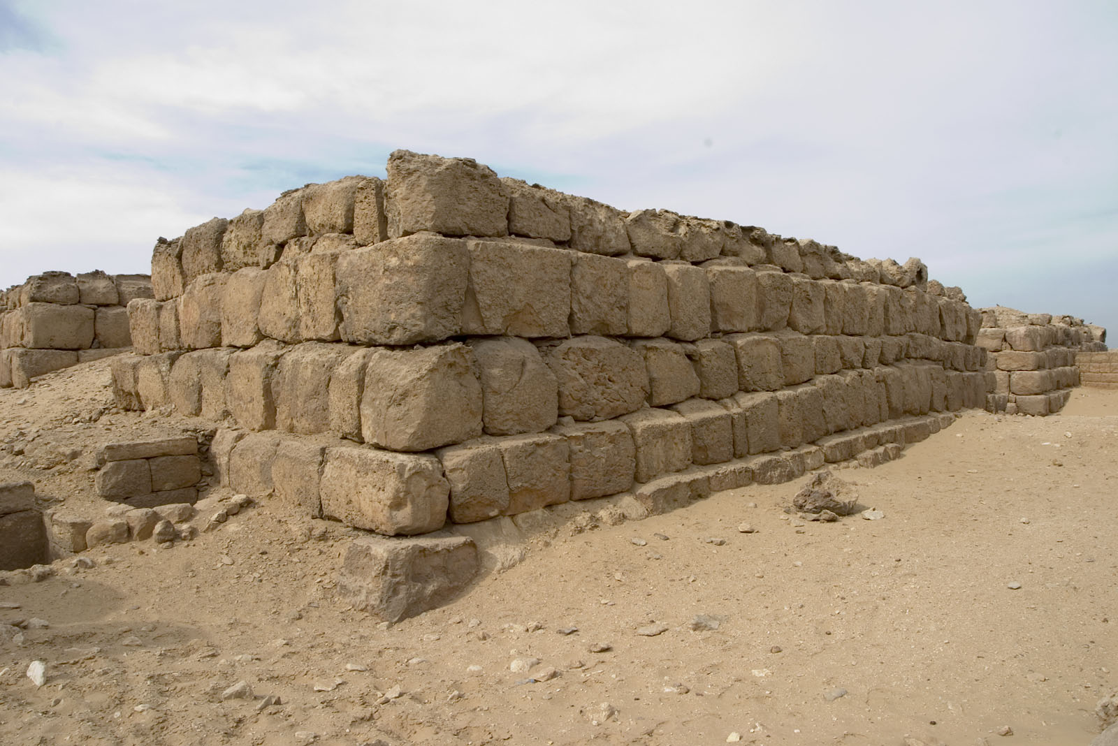 Western Cemetery: Site: Giza; View: G 4550