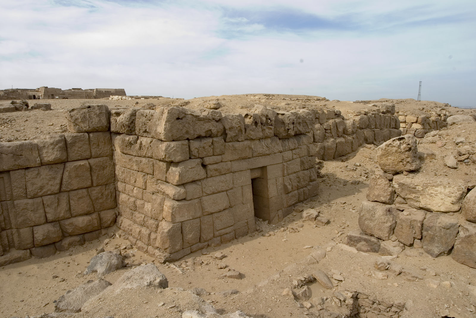 Western Cemetery: Site: Giza; View: G 4411