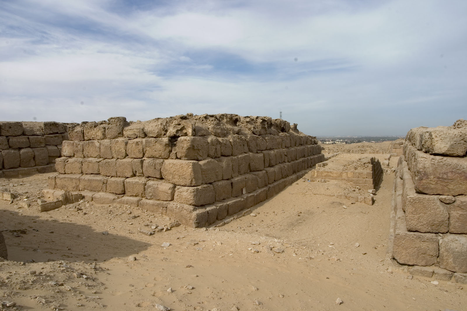 Western Cemetery: Site: Giza; View: G 4460, G 4461