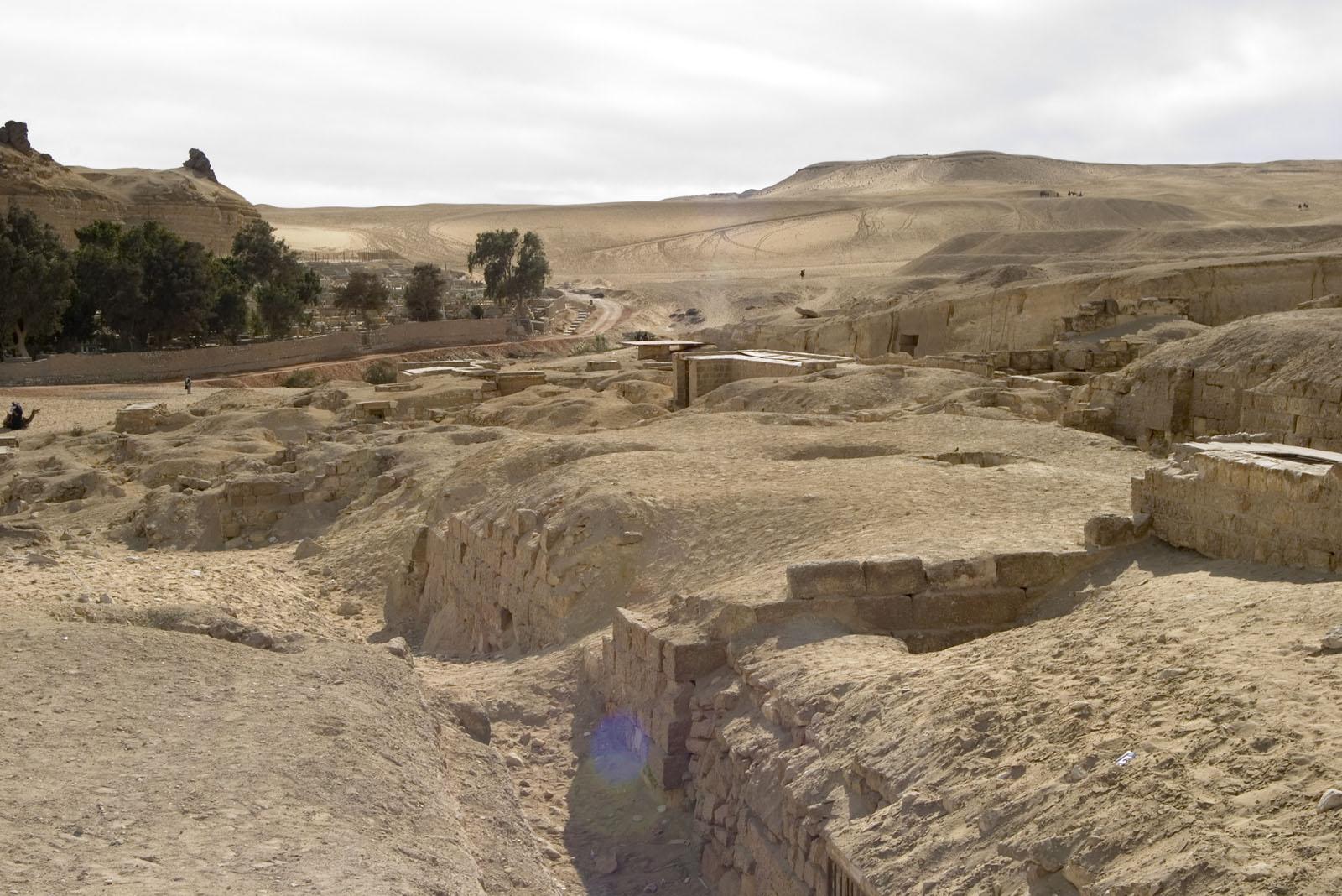 Central Field: Site: Giza