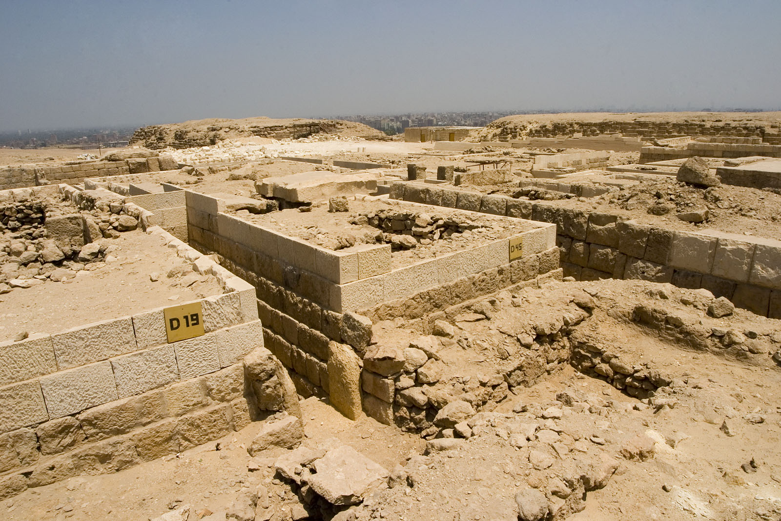 Western Cemetery: Site: Giza; View: D 19, D 45