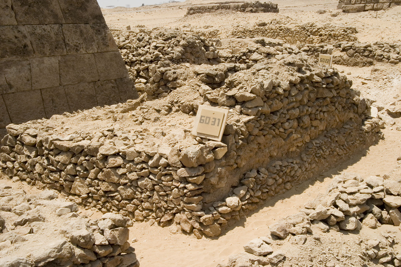 Western Cemetery: Site: Giza; View: D 31