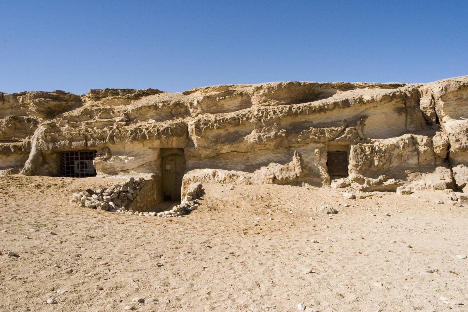 Khafre Quarry Cemetery: Site: Giza; View: Ima, Hemakhet