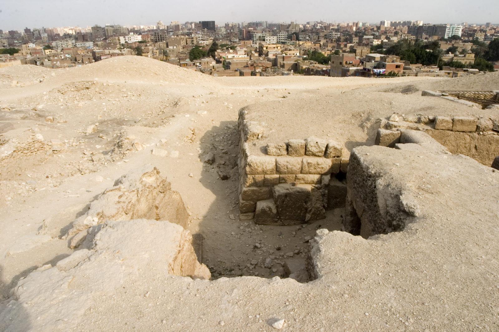 Eastern Cemetery: Site: Giza, View: Lepsius 71, G 7711