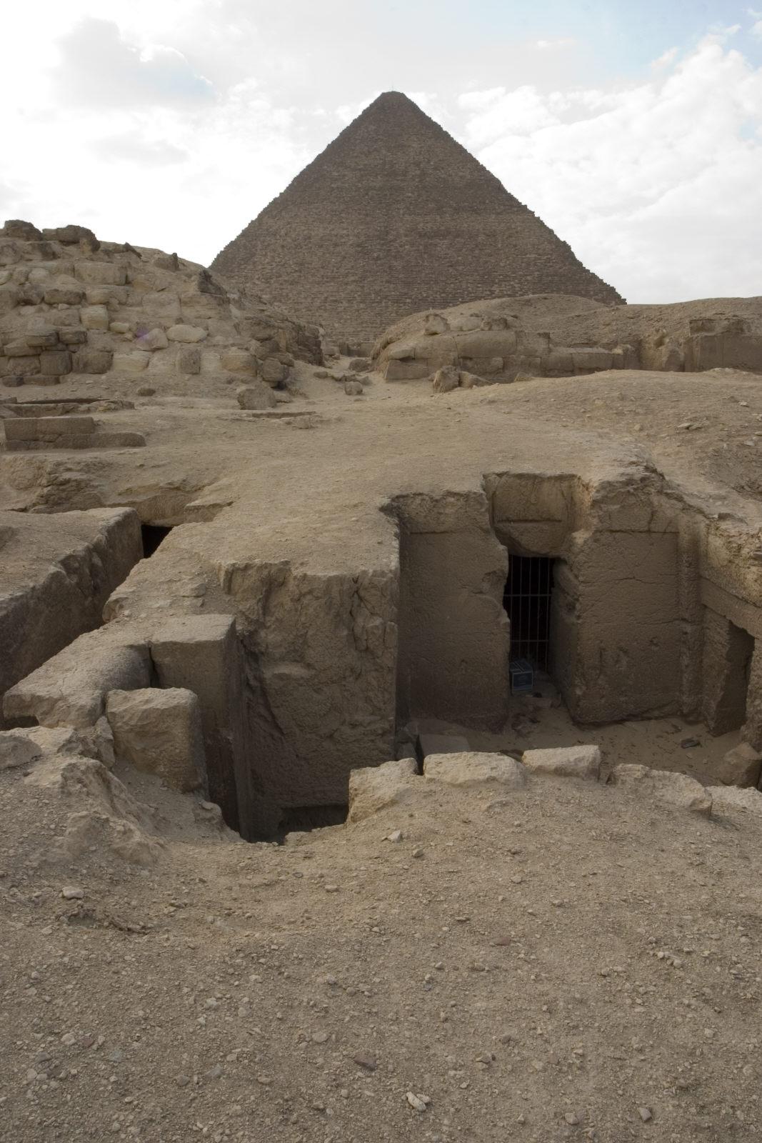 Eastern Cemetery: Site: Giza, View: Lepsius 71, G 7710