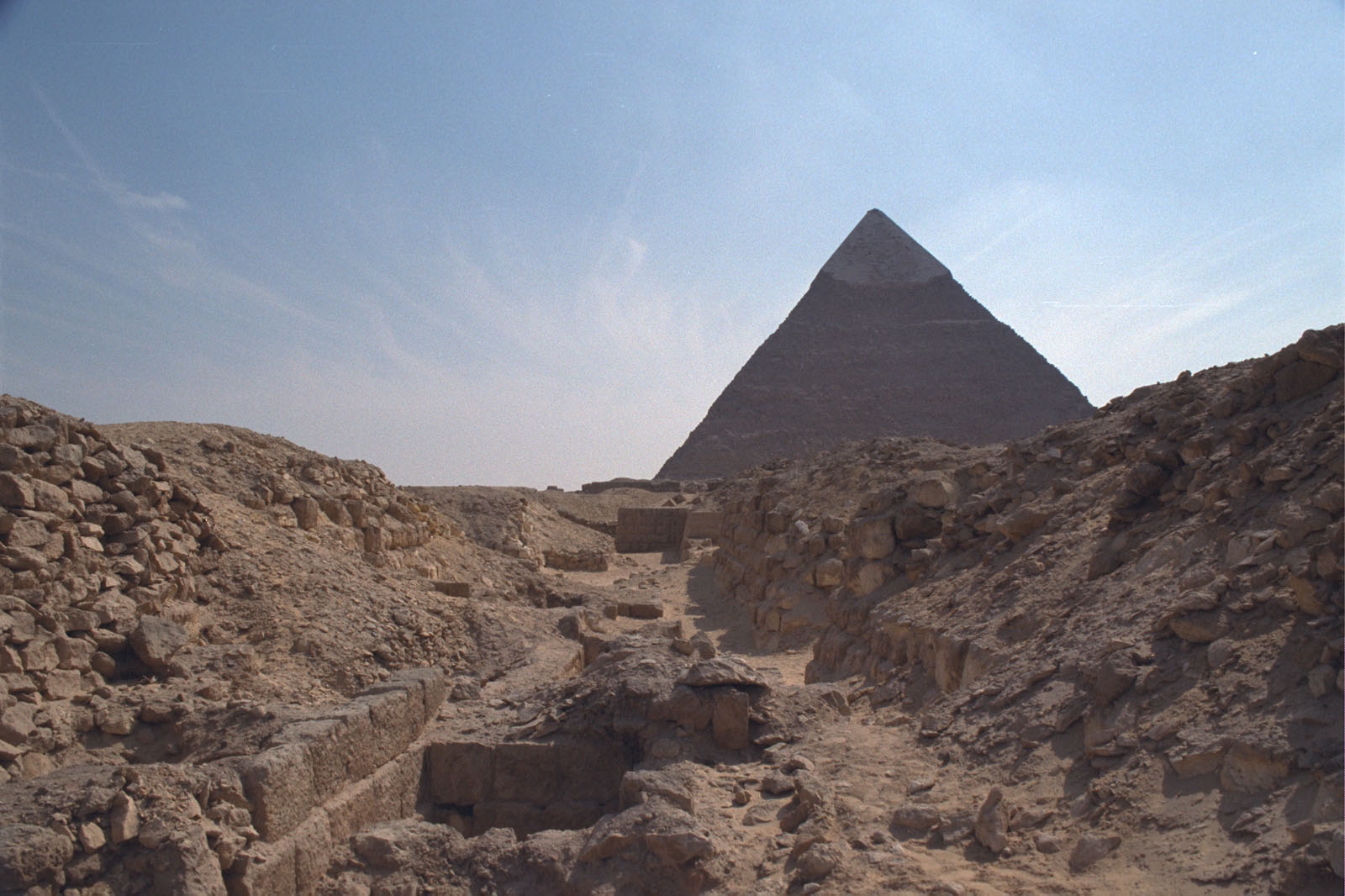 Western Cemetery: Site: Giza; View: G 2170, G 2174, G 2173, G 2172, G 2171