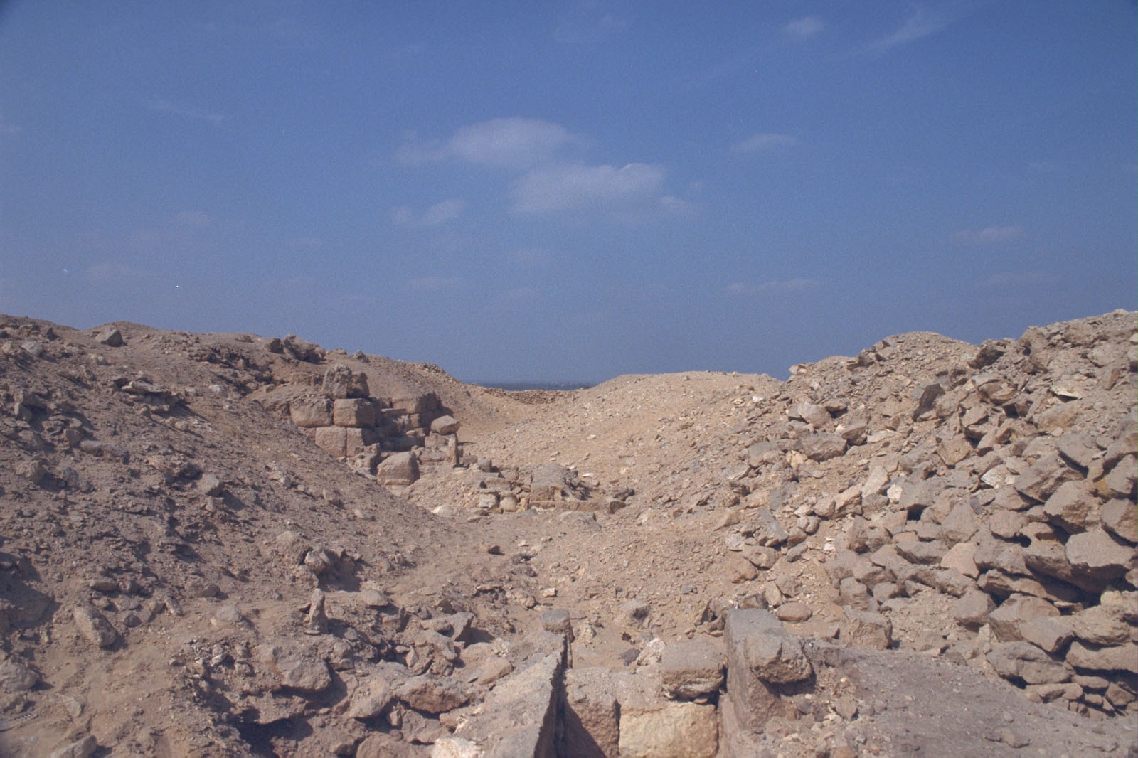 Western Cemetery: Site: Giza; View: G 2170, G 2171, G 2172, G 2173, G 2174