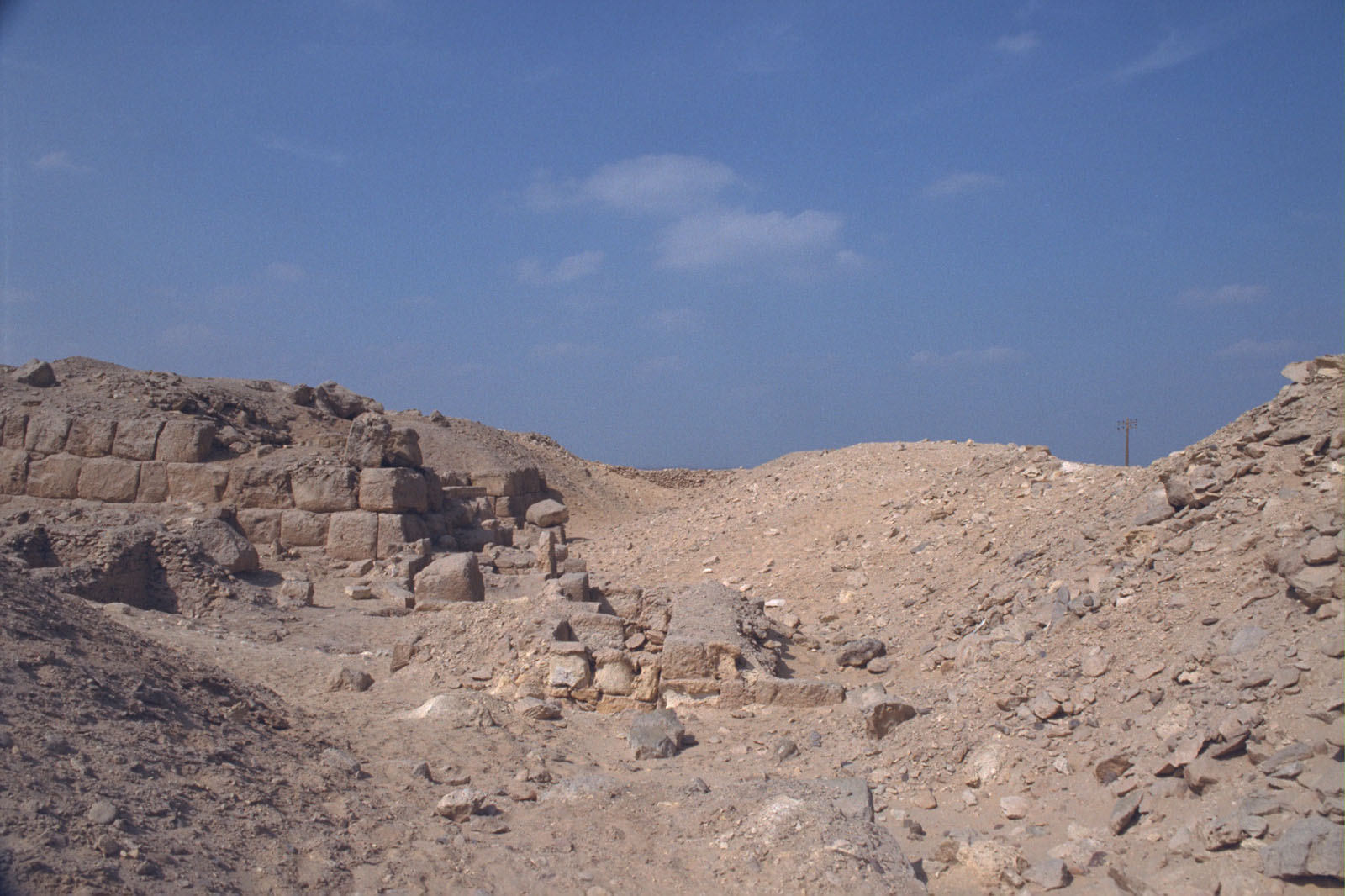 Western Cemetery: Site: Giza; View: G 2174, G 2175, G 2176, G 2177, G 2224, G 2225