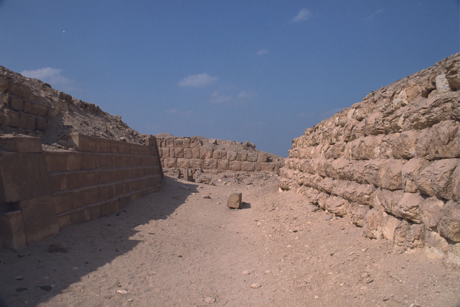 Western Cemetery: Site: Giza; View: G 2150, G 2170