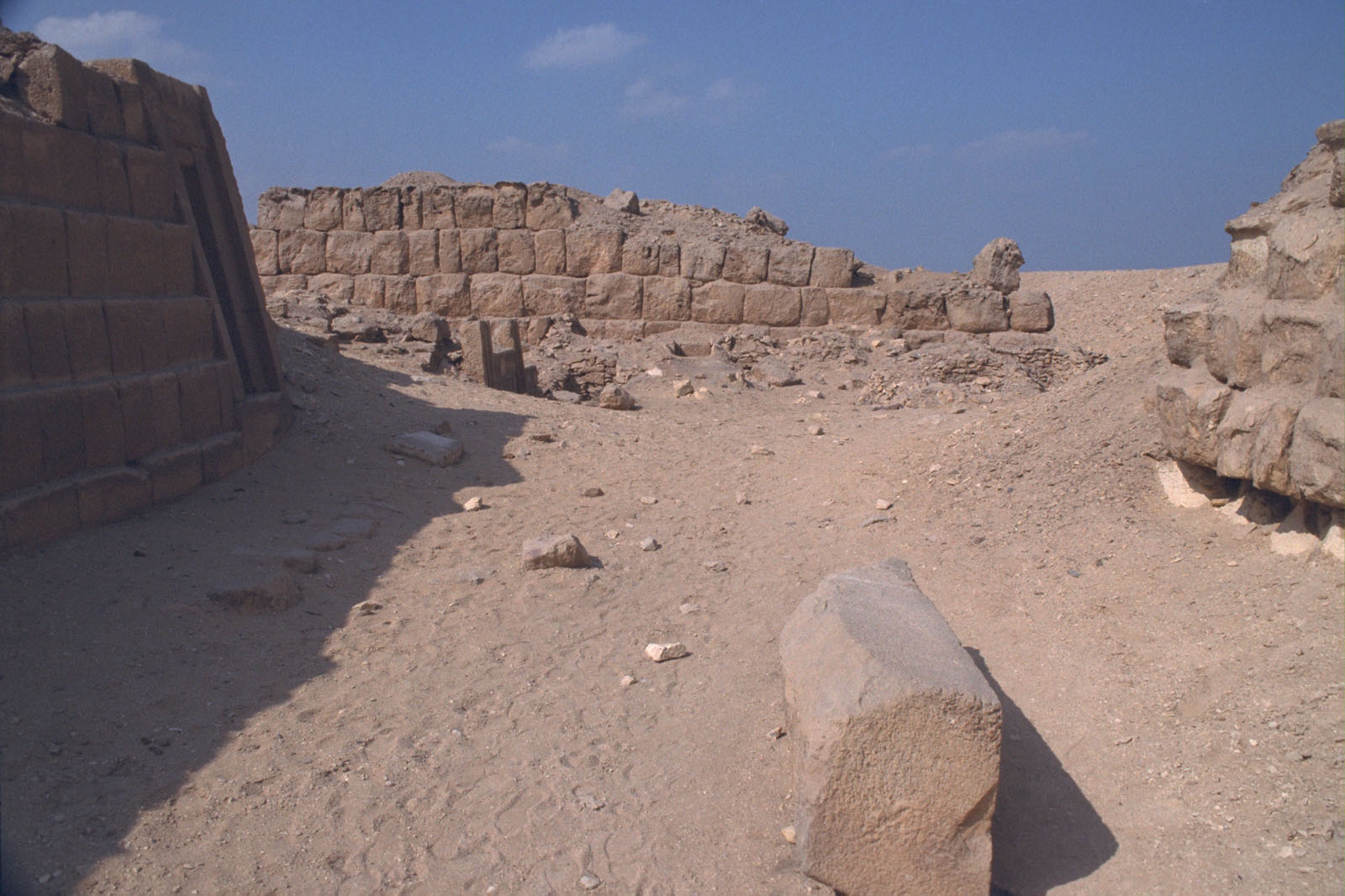 Western Cemetery: Site: Giza; View: G 2150, G 2170, G 2220