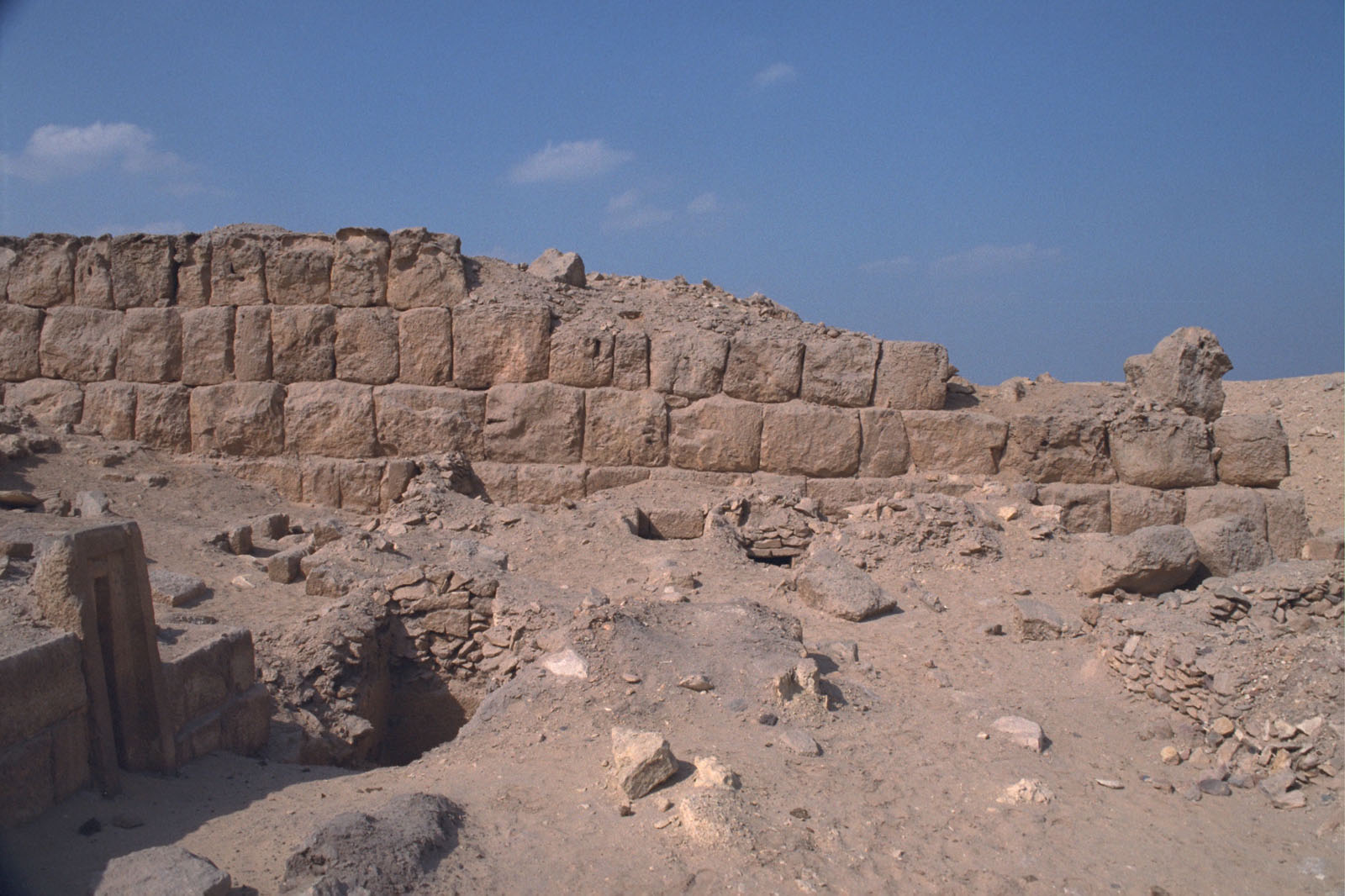 Western Cemetery: Site: Giza; View: G 2151, G 2220