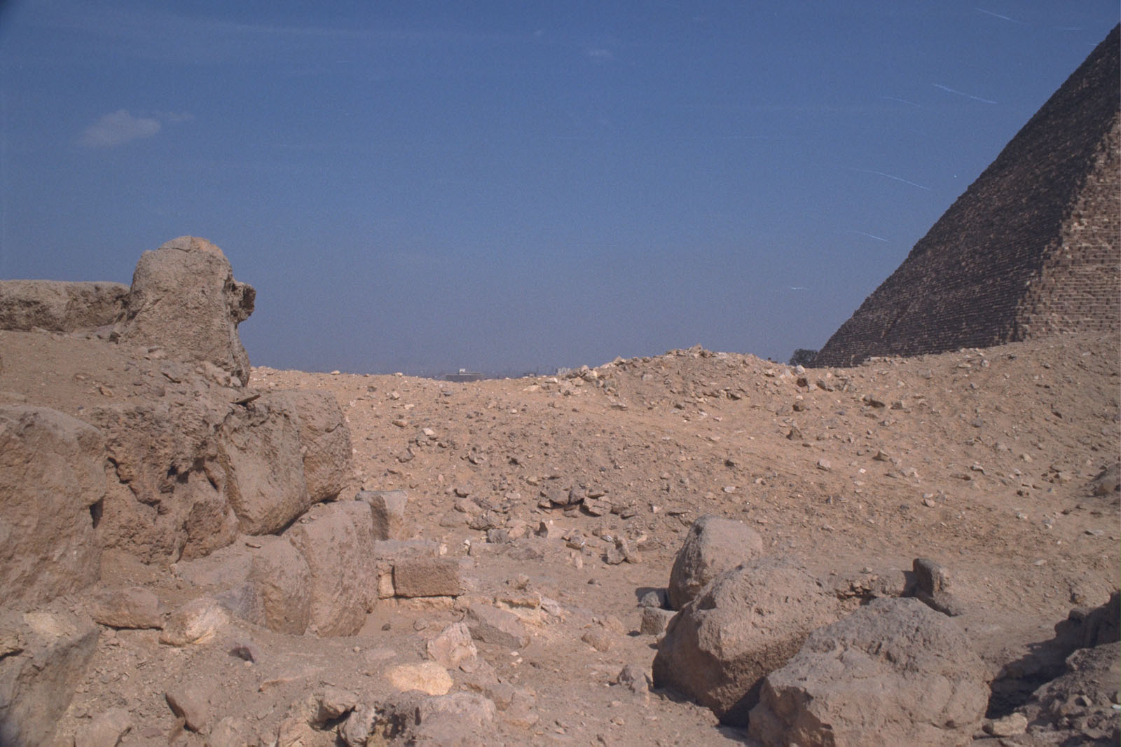 Western Cemetery: Site: Giza; View: G 2220, G 2222