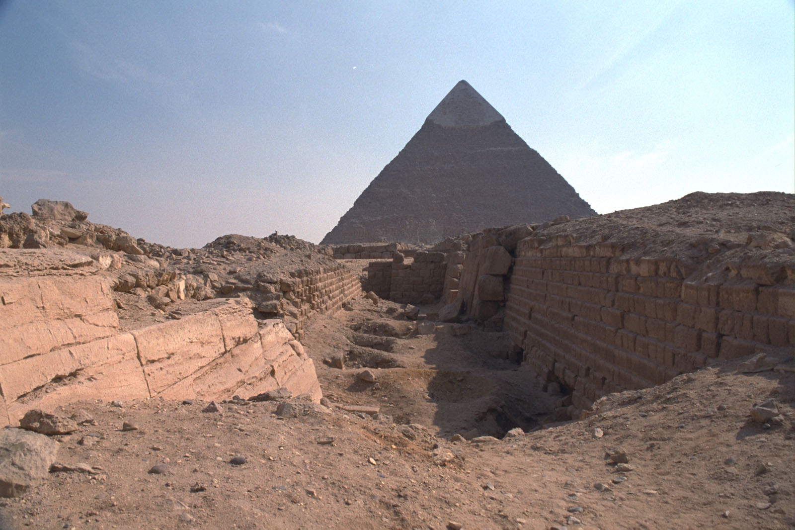Western Cemetery: Site: Giza; View: G 2130, G 2100