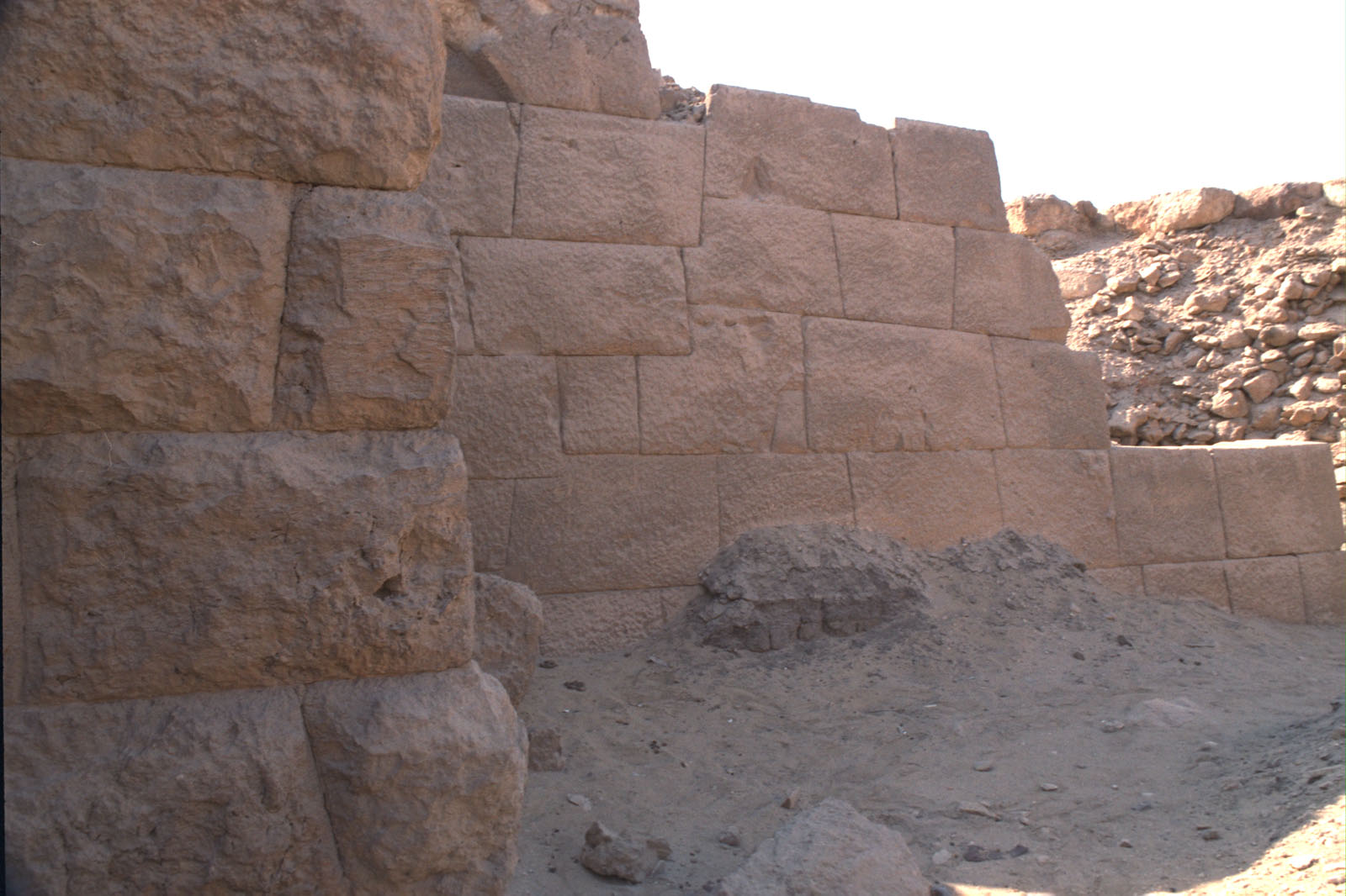 Western Cemetery: Site: Giza; View: G 2100-II, G 2100-I, G 2102