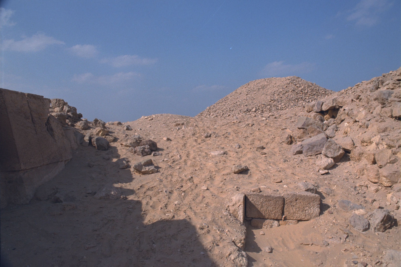 Western Cemetery: Site: Giza; View: G 2110, G 2210