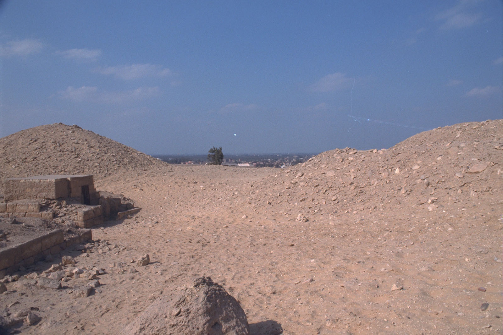 Western Cemetery: Site: Giza; View: G 2246, G 2243, G 2240
