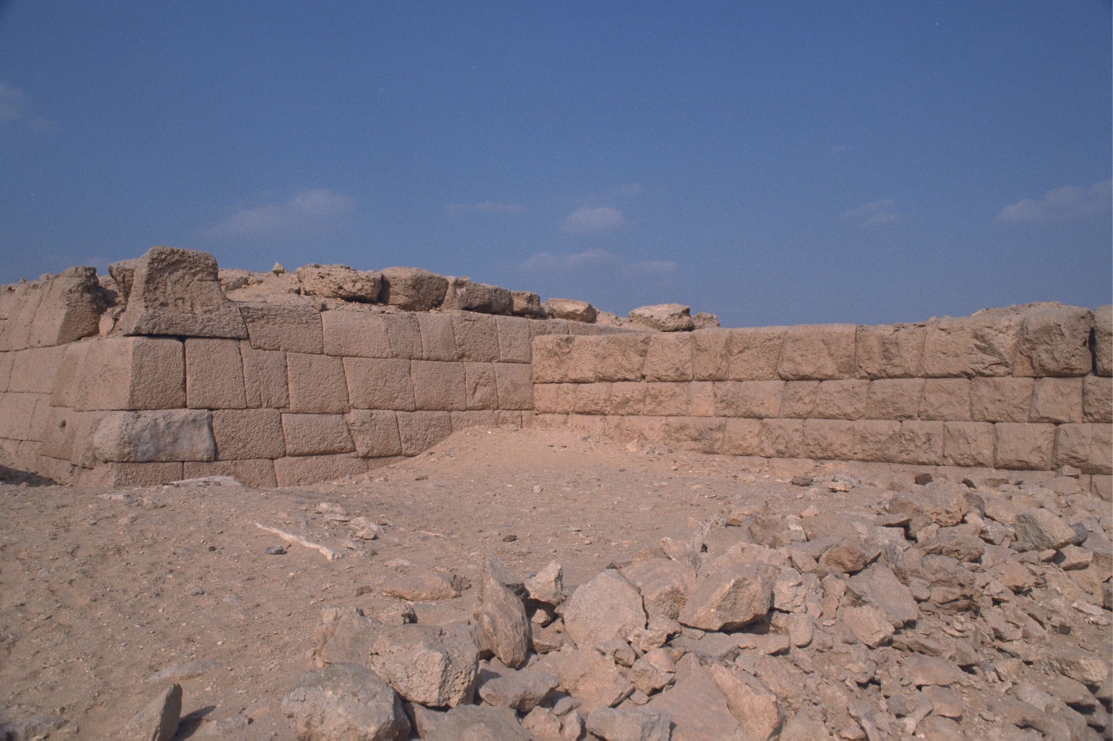 Western Cemetery: Site: Giza; View: G 2100-I, G 2100-II