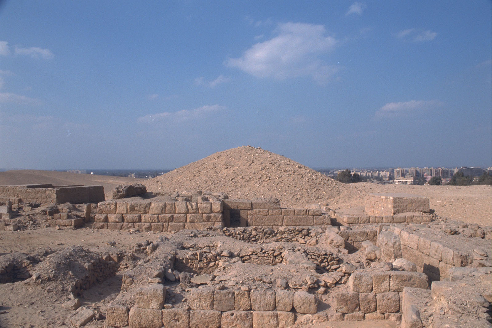 Western Cemetery: Site: Giza; View: G 2071, G 2236, G 2235, G 2234, G 2230, G 2084