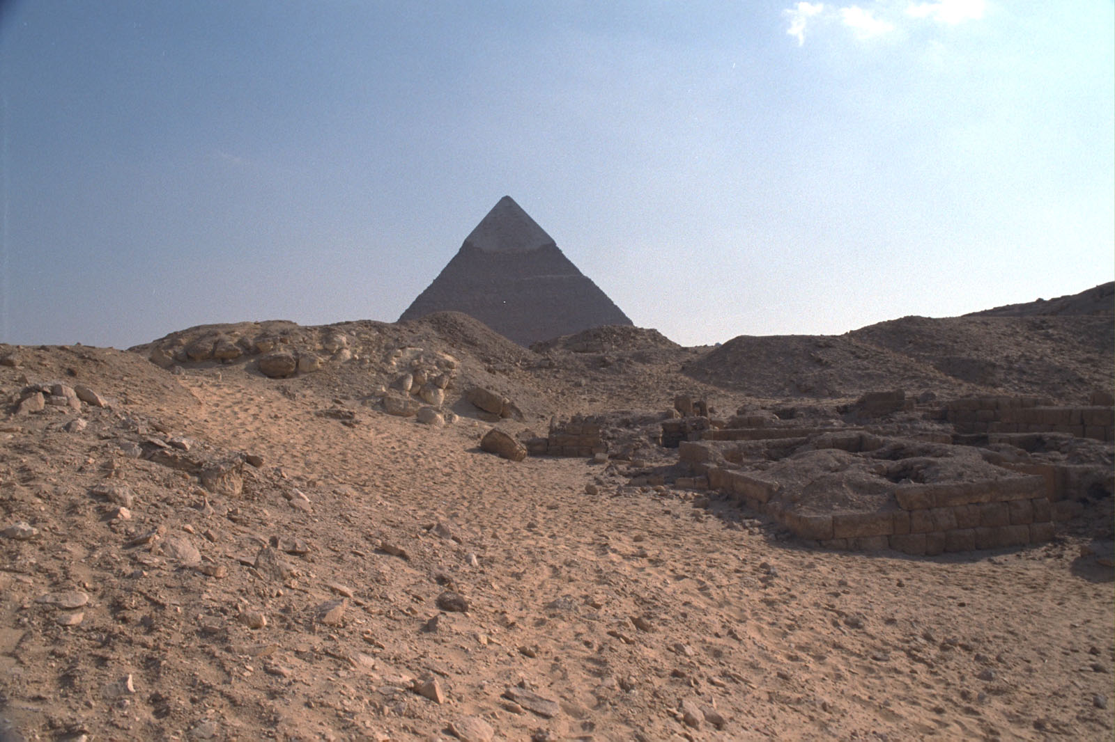 Western Cemetery: Site: Giza; View: G 2231, G 2210