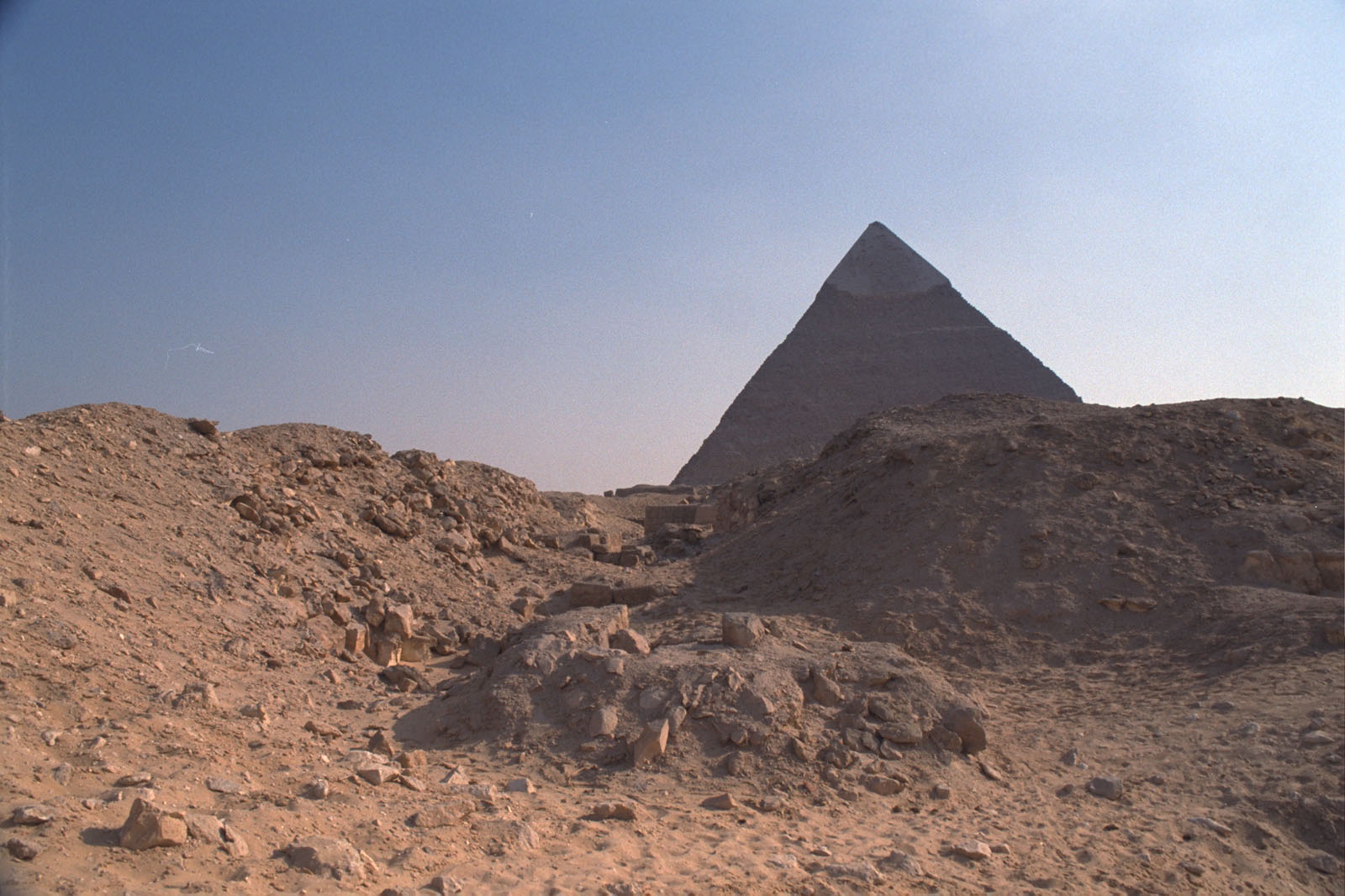 Western Cemetery: Site: Giza; View: G 2170, G 2224, G 2225