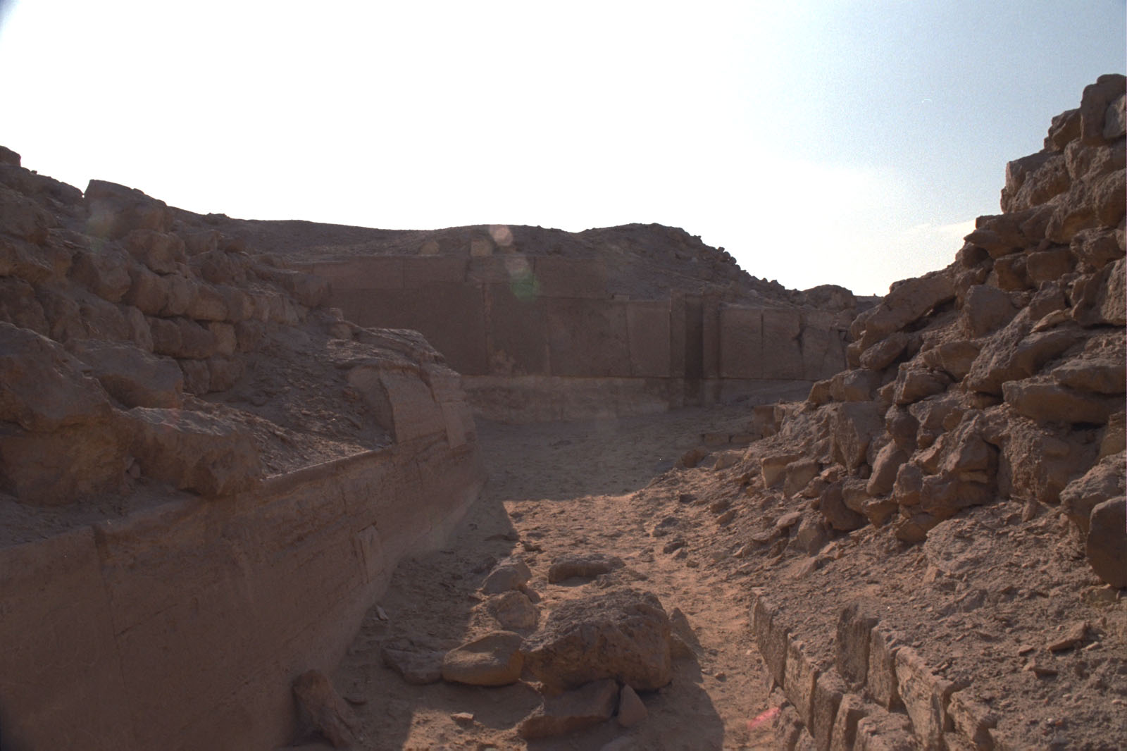 Western Cemetery: Site: Giza; View: G 2130, G 2210, G 2110