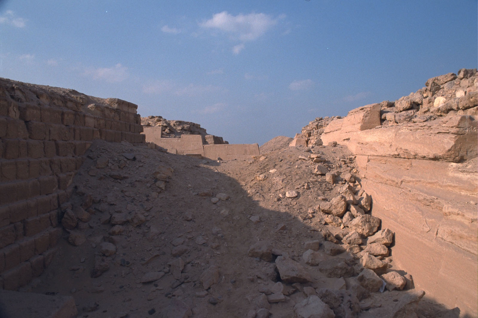 Western Cemetery: Site: Giza; View: G 2100, G 2130