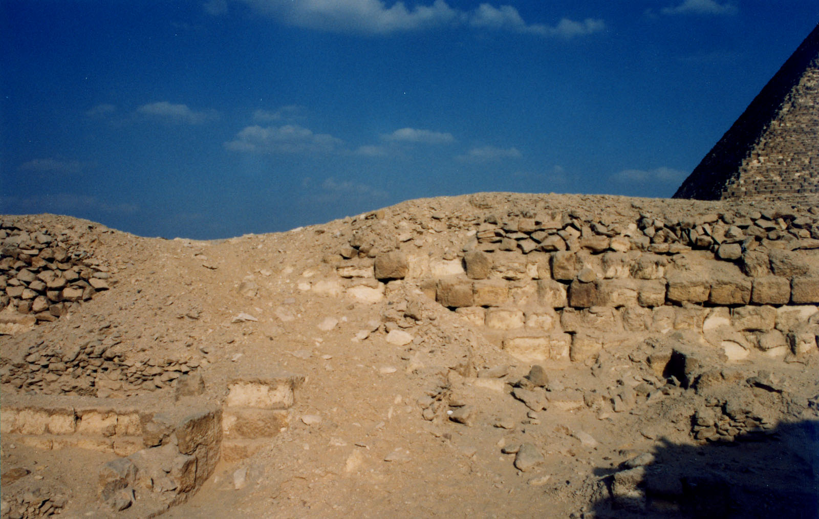 Western Cemetery: Site: Giza; View: G 2168, G 2169, G 2180