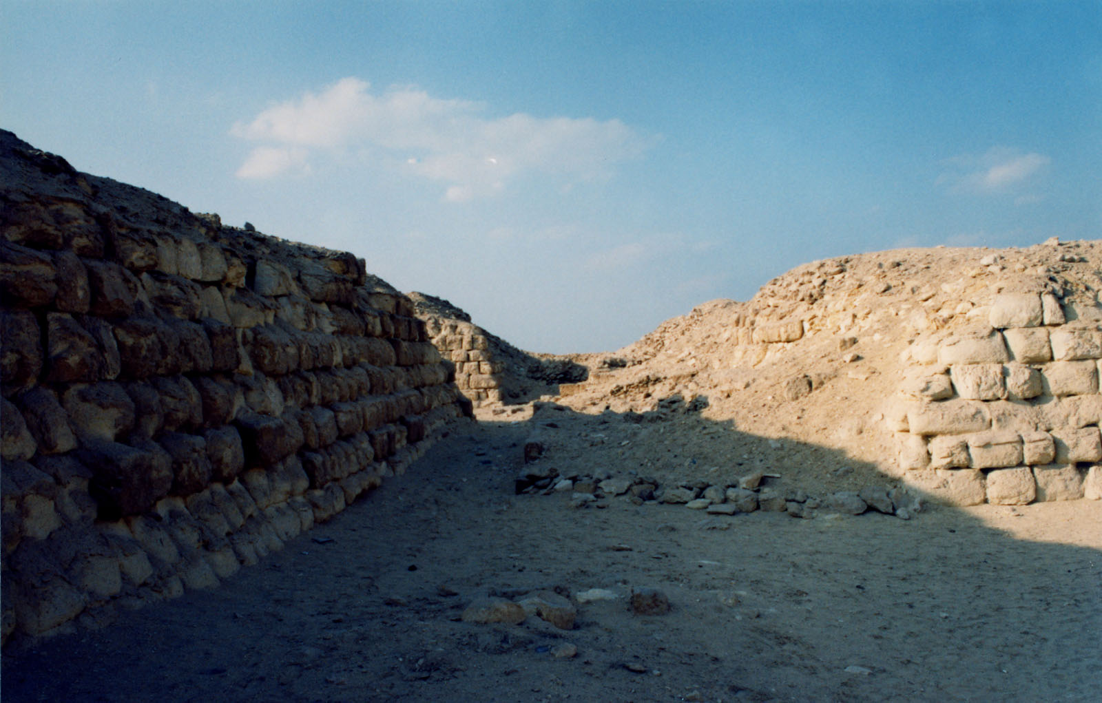 Western Cemetery: Site: Giza; View: G 2160 G 2180, G 2165, G 2166, G 2167, G 2168, G 2170