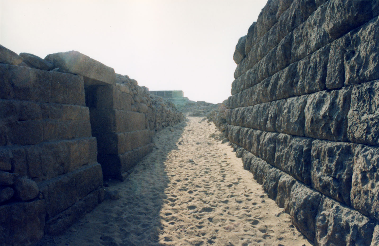 Western Cemetery: Site: Giza; View: G 2100-II, User
