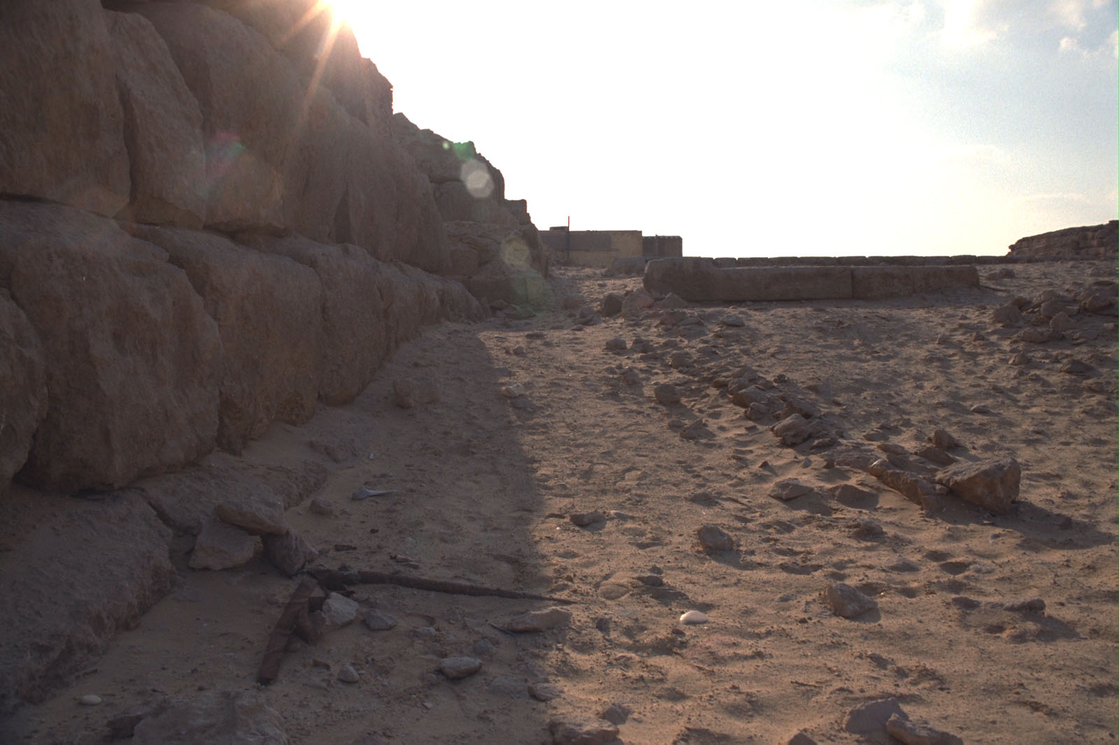 Western Cemetery: Site: Giza; View: G 4560, G 4460