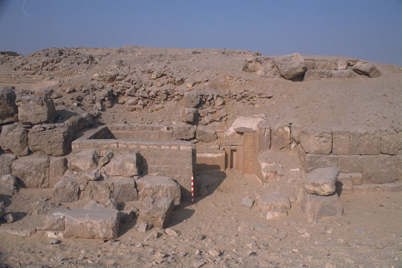 Western Cemetery: Site: Giza; View: G 2220