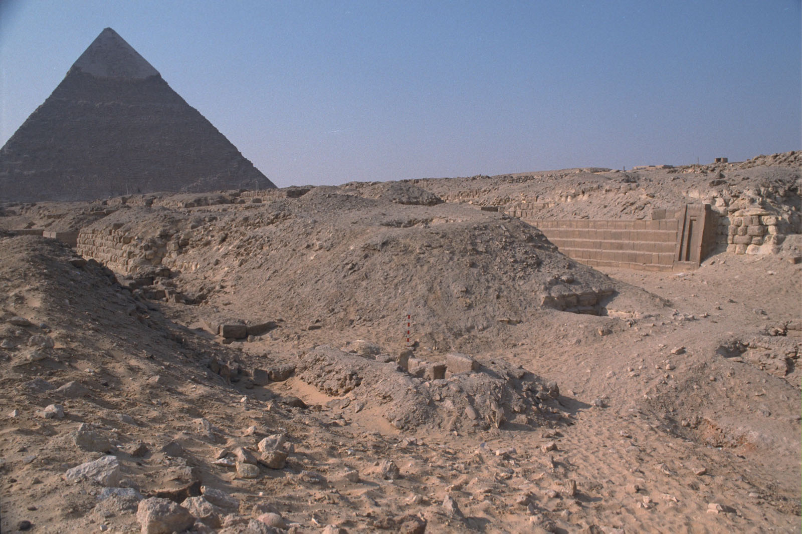Western Cemetery: Site: Giza; View: G 2170, G 2150