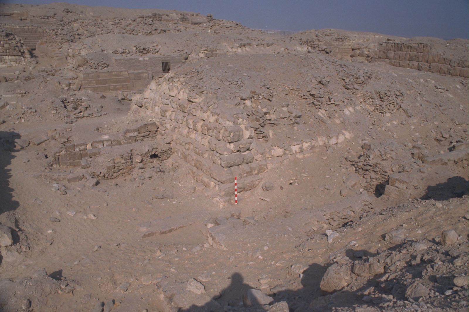 Western Cemetery: Site: Giza; View: G 2170, G 2161, G 2162, G 2163