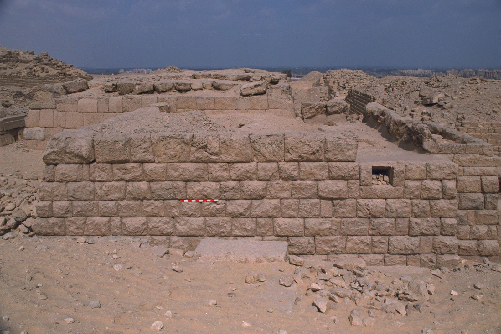 Western Cemetery: Site: Giza; View: G 2100-II