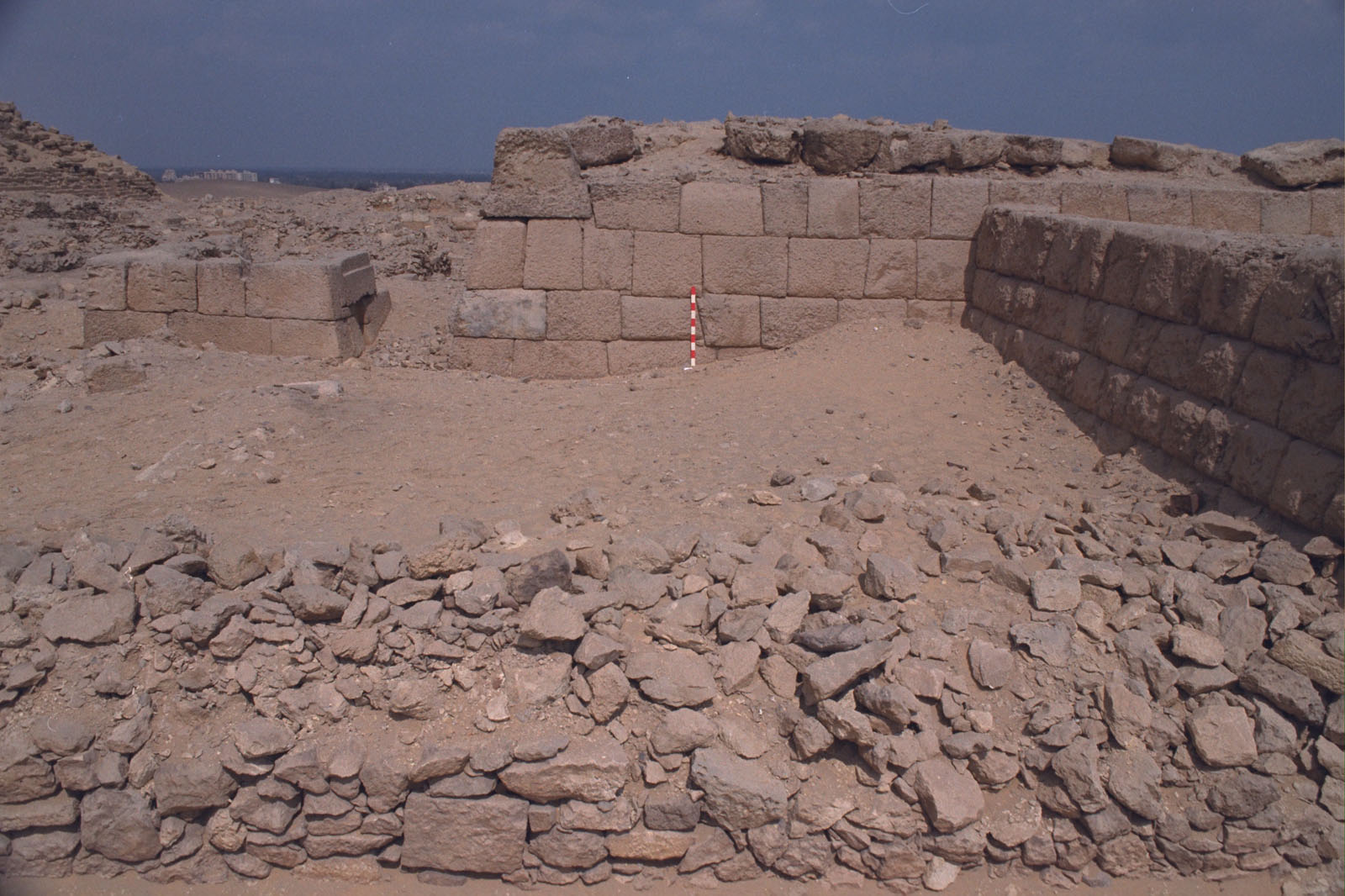 Western Cemetery: Site: Giza; View: G 2100-II, G 2100-I