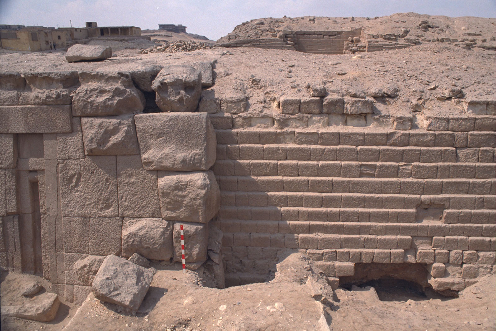 Western Cemetery: Site: Giza; View: G 2100-I, G 2100