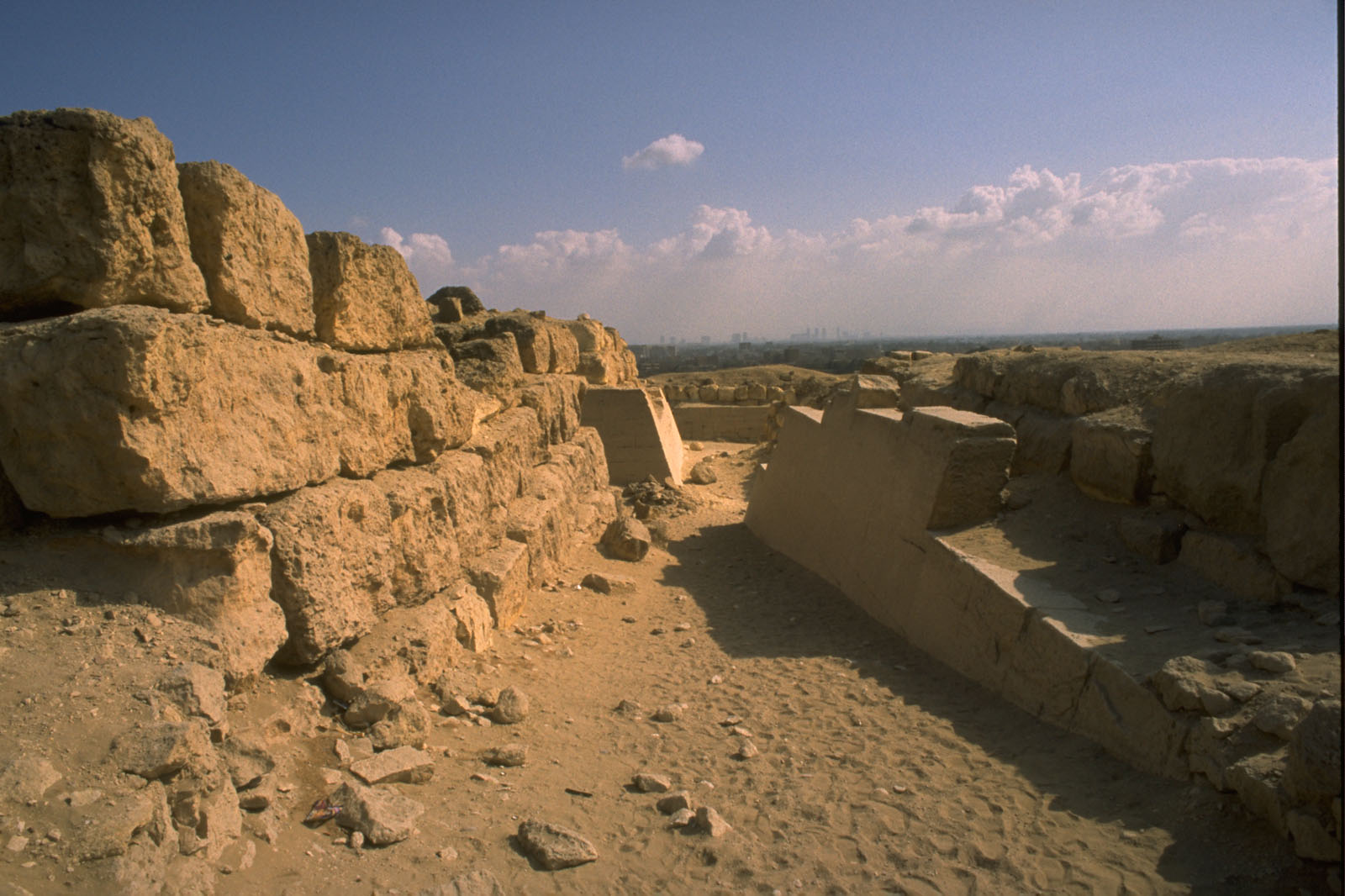 Eastern Cemetery: Site: Giza; View: G 7530-7540, 7330-7340, 7440-7430, 7350, 7450