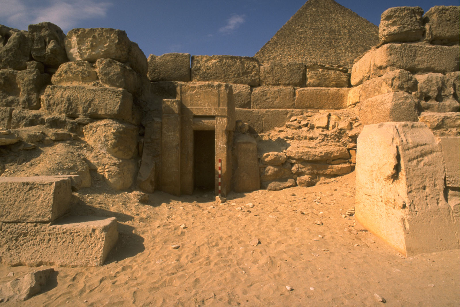 Eastern Cemetery: Site: Giza; View: G 7210-7220