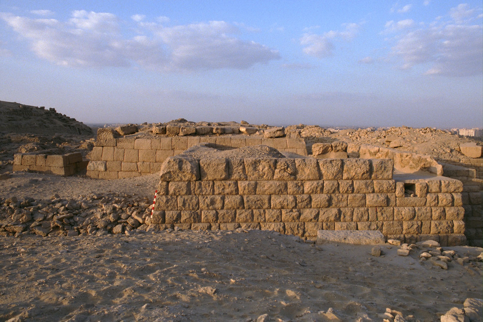 Western Cemetery: Site: Giza; View: G 2100-I, 2100-II