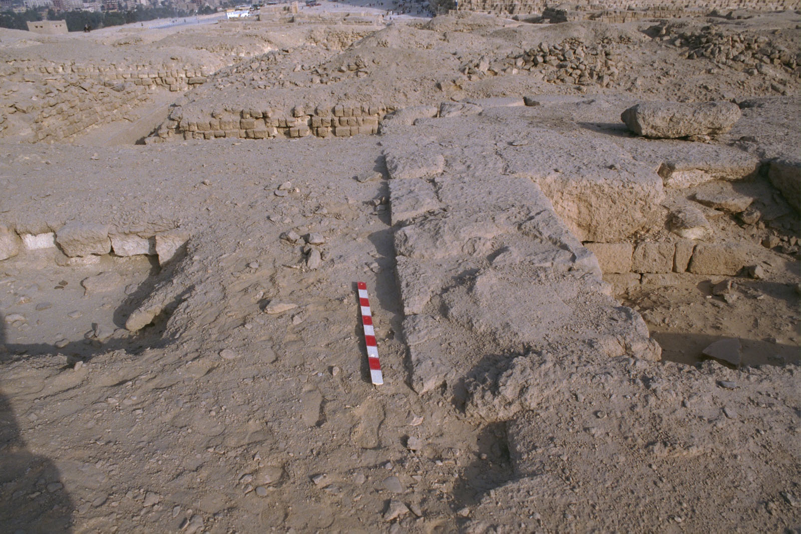 Western Cemetery: Site: Giza; View: G 2100-I, 2100