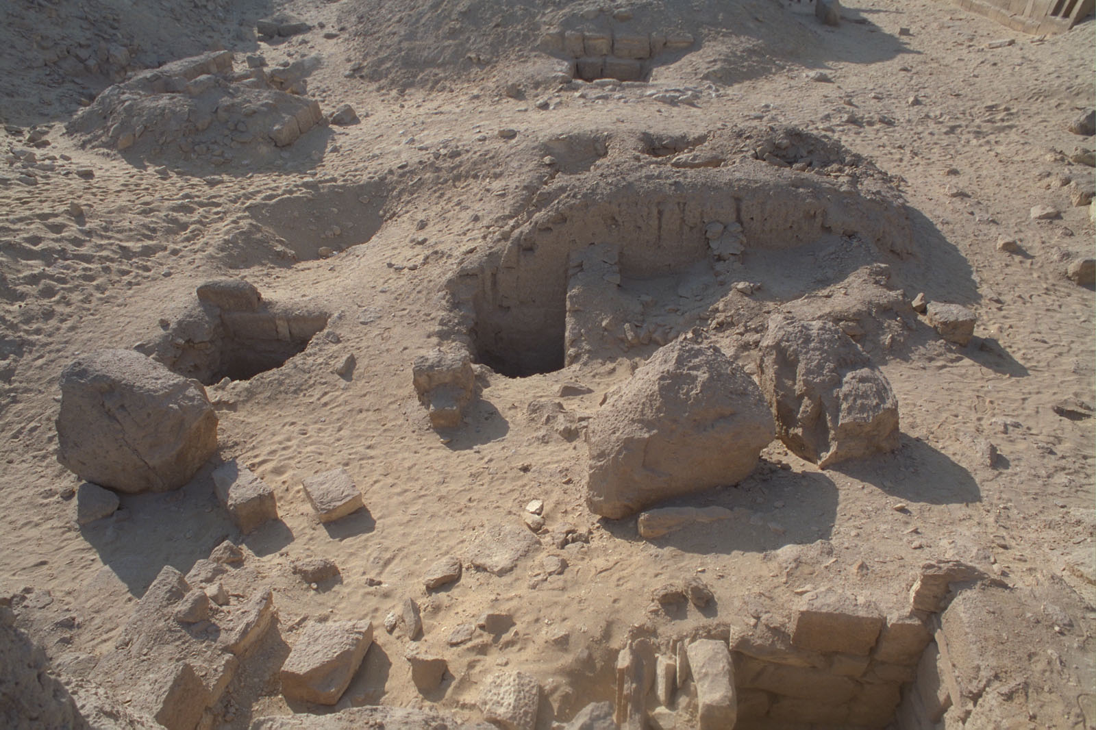 Western Cemetery: Site: Giza; View: G 2154, G 2154a