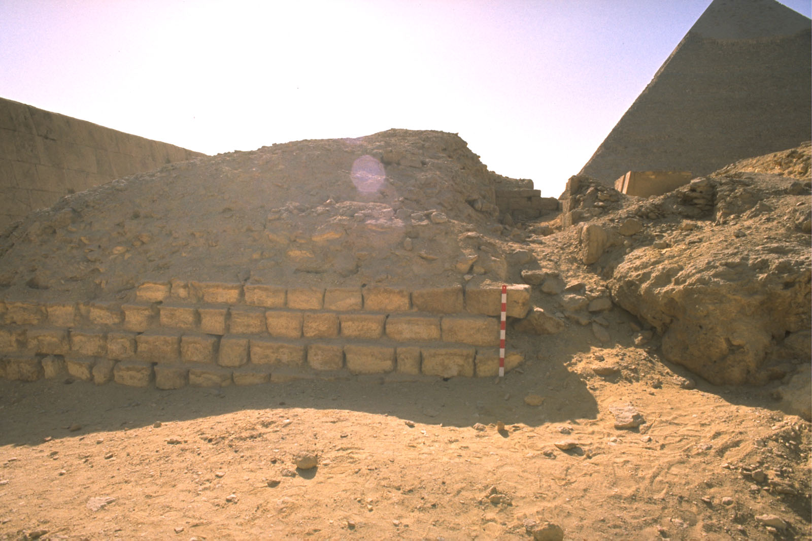 Western Cemetery: Site: Giza; View: G 5032, 5130