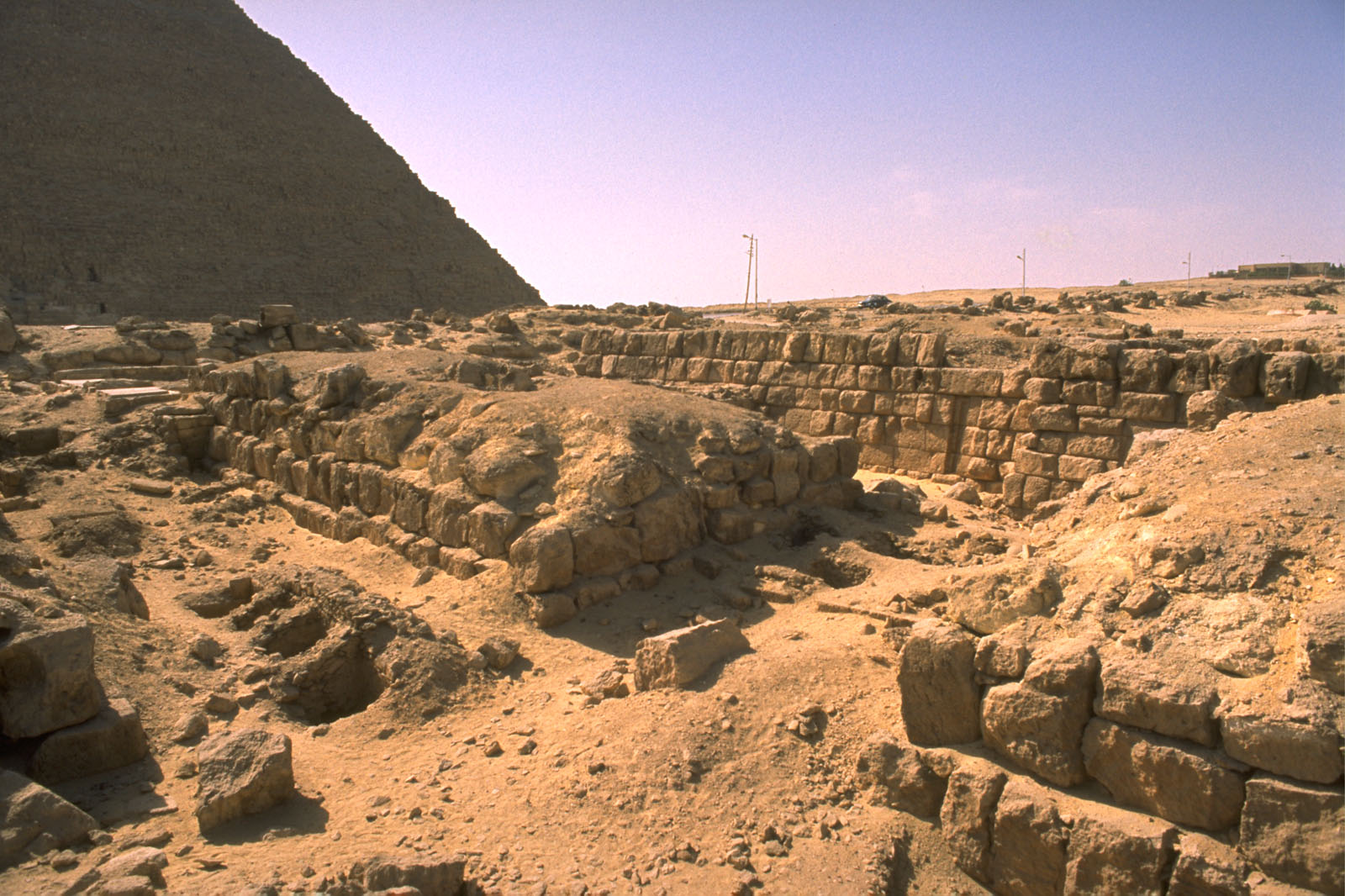 Western Cemetery: Site: Giza; View: G 4510, 4410